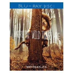 Where the wild things are (blu-ray/dcod/dvd/ws-16x9) BR095408