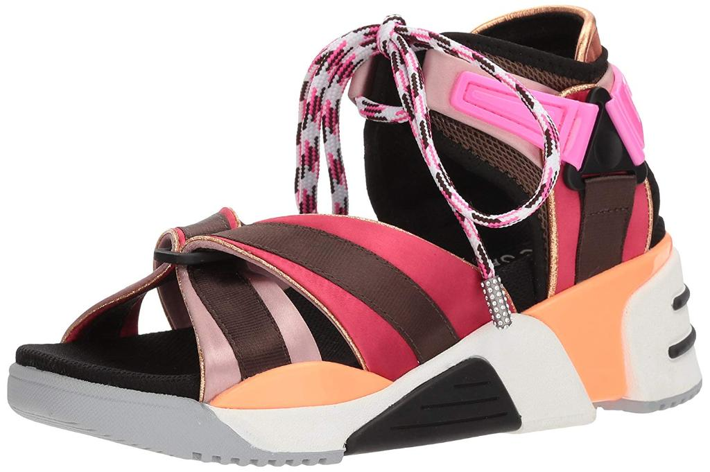 Marc Jacobs Womens M9002087-119 Open Toe Casual Sport Sandals