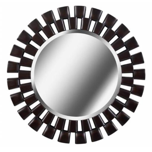 Kenroy 60019ORB Gilbert Wall Mirror, Oil Rubbed Bronze