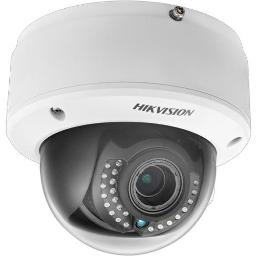 Hikvision usa inc ds2cd41c5fiz indoor dome, 12mp, h264, 2.8-12mm