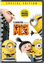 Despicable me 3 (dvd) D61180665D