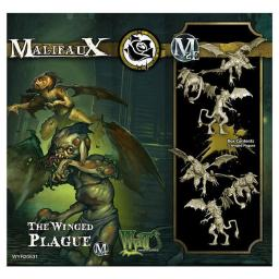 Wyrd Miniatures WYR20531 Outcasts The Winged Plague - Pack of 3