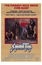 This is Spinal Tap Movie Poster (11 x 17) MOV191980