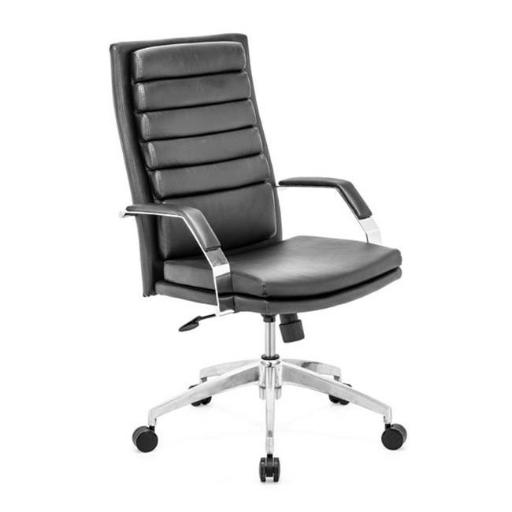 Director Comfort Zuo 205326 Director Comfort Office Chair Black