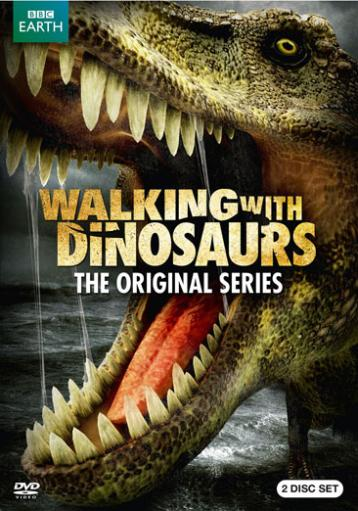 Walking with dinosaurs (dvd/2 disc/remastered/bbc) RQXIQ5ADCKNPBE3N