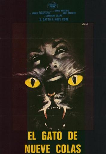 Cat o' Nine Tails Movie Poster (11 x 17) 6HZIYHML40IEL0JX