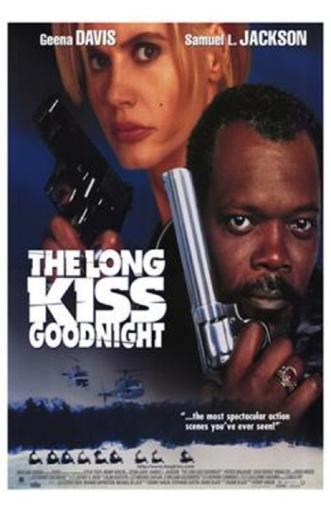 The Long Kiss Goodnight Movie Poster (11 x 17) NUFM3Y2JGC1ZVG9S