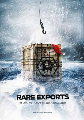 Rare Exports A Christmas Tale Movie Poster (11 x 17) XNREVADXJ3TRGNCR