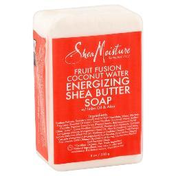 Shea Moisture Fruit Fusion Coconut Water Energizing Shea Butter Soap