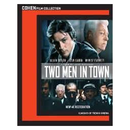 Two men in town (blu ray) BRCMG7943