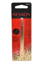 Revlon Gold Series Titanium Coated Point Tweezer 42013