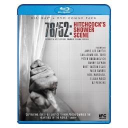 78/52-hitchcocks shower scene (blu ray/dvd combo) (2discs/ws) BRSF18508