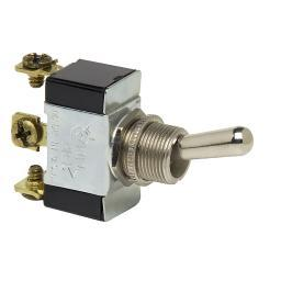 Cole Hersee Heavy Duty Toggle Switch Spdt (on)-off-(on)