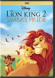 Lion king ii-simbas pride (2017/dvd)