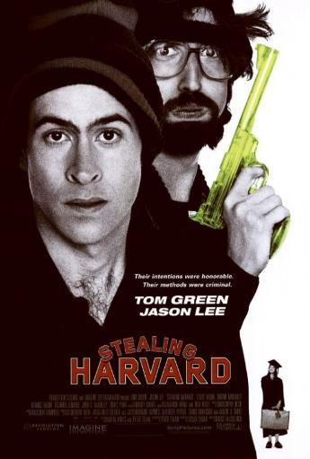 Stealing Harvard Movie Poster Print (27 x 40) G2OLC8IWYHO2TIJW