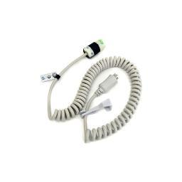 Ergotron 97-464 Ergotron Coiled Extension Cord Accessory Kit.Brings Power To A Non-Powered Ergot