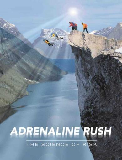Adrenaline Rush The Science of Risk Movie Poster (11 x 17) PB79DMD9FBPR716T