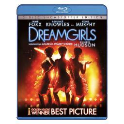 Dreamgirls (blu ray/dvd combo w/digital copy) (directors cut) BR59191364
