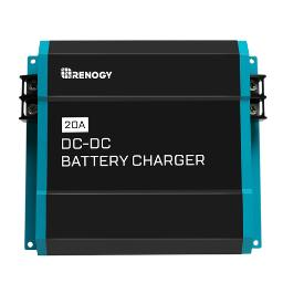 Renogy 20A 12V DC to DC On-Board Battery Charger