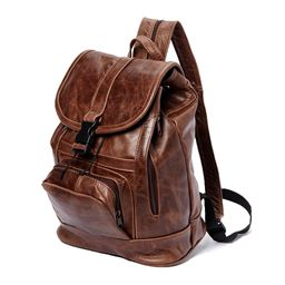 Lifetime Leather Backpack