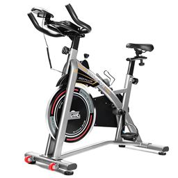 Adjustable Exercise Bikes with LCD Display