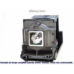 UF75 Smartboard Projector Lamp Replacement. Projector Lamp Assembly with Genuine Original Osram P-VIP Bulb Inside.