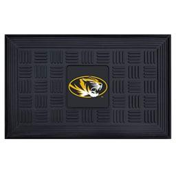FANMATS NCAA University of Missouri Tigers Vinyl Door Mat