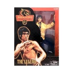 Bruce Lee the Dragon Series The Legend 12 Inches Tall Action Figure