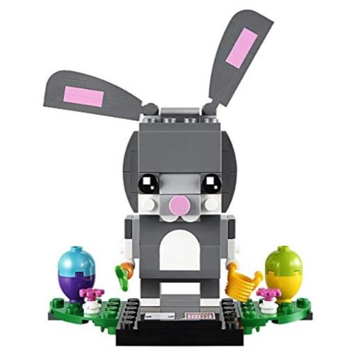 LEGO BrickHeadz Easter Bunny 40271 Building Kit (126 Piece)