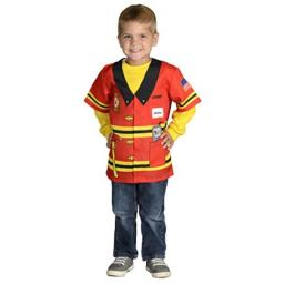 Aeromax My 1st Career Gear Firefighter Top