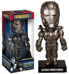 Funko Iron Man 2: War Machine Wacky Wobbler