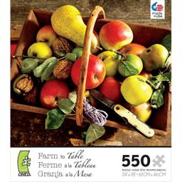 Ceaco-550 Piece Farm to Table - Fruit Jigsaw Puzzle by Ceaco