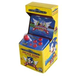 Sonic The Hedgehog - Electronic TV Plug & Play Game System