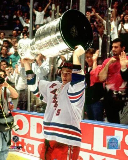 Adam Graves 1994 Stanley Cup Finals Celebration Photo Print MGJSFPYX1G01IN2G
