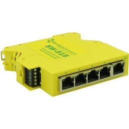 Brainboxes ltd sw-515 industrial ethernet  -40f to +176f
