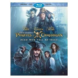 Pirates of the caribbean-dead men tell no tales (blu-ray/dvd/digital hd) BR145028