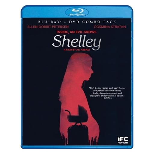Shelley (blu ray/dvd combo) (2discs/ws/1.78:1)