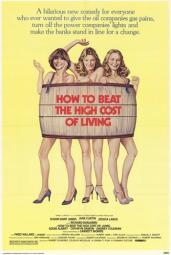How to Beat the High Cost of Living Movie Poster (11 x 17) MOV233786