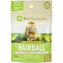 Hairball Chews For Cats 30/Pkg- 70086630