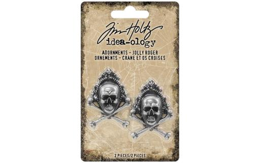 Timth 93731 tholtz idea-ology halloween adornments jolly roger