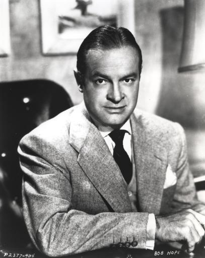 Bob Hope Seated wearing Formal Suit Portrait Photo Print AHNDGXRGSS2KWLRB
