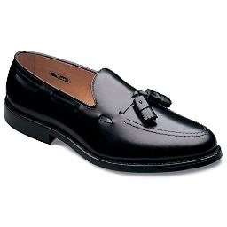Allen Edmonds Men's Grayson Loafers,Black,11.5 2A US