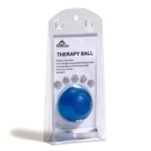 Black Mountain Products Hand Therpay Ball Blue Hand Therapy Exercise Ball, Blue