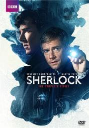 Sherlock-seasons 1-4 & abominable bride gift set (dvd/5pk) DE653438D