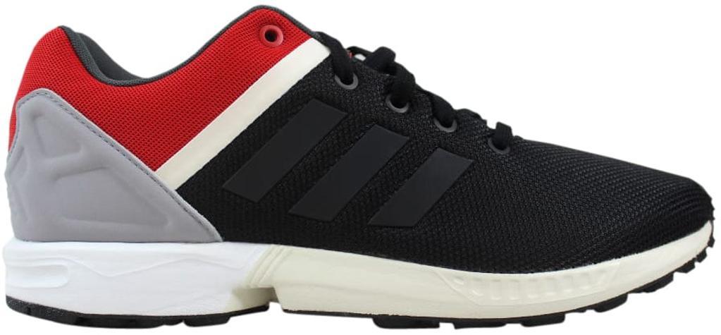 sale retailer f1ed6 e1818 Adidas ZX Flux Split Black/Black-Red AF6358