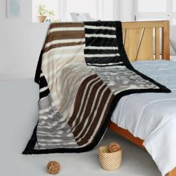 """Onitiva - Art of Life Patchwork Throw Blanket (61""""-86.6"""")"""