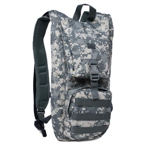 Red rock gear 80429acu red rock hydration pack acu w/2.5-liter water bladder