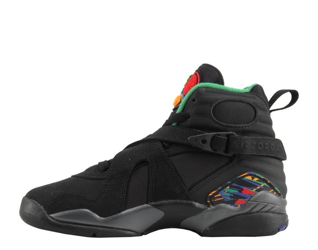 d4595ba0f81d JORDAN Nike Air Jordan 8 Retro GS Tinker Air Raid Big Kids Basketball Shoes  305368-004