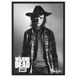 Ultra Pro ULP85054 The Walking Dead Deck Protector Sleeves - Carl, 50 Count