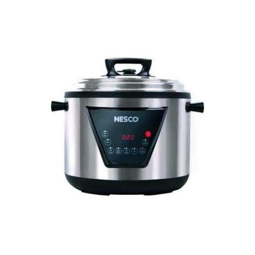 The metal ware corp pc11-25 nesco pressure cooker 11l ss 9CNZCJROP0KVKP98